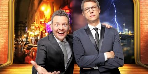 Tobias Mann und Christoph Sieber.