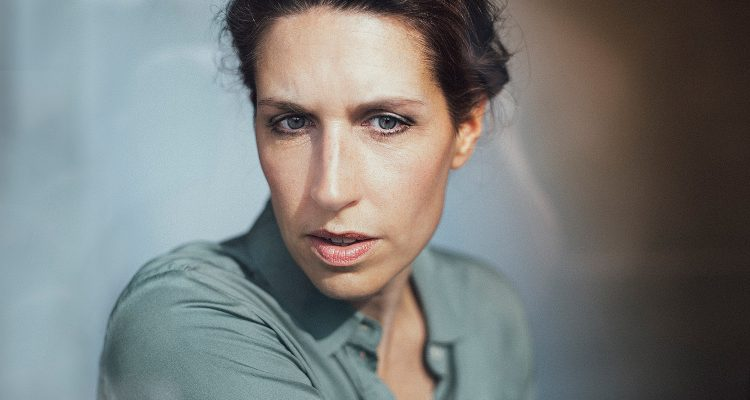 Christine Prayon, Foto: Elena Zaucke