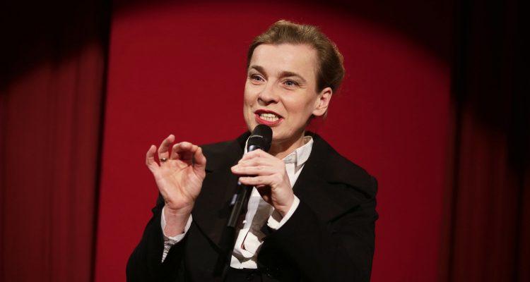 Tina Teubner, Foto: Dirk Borm