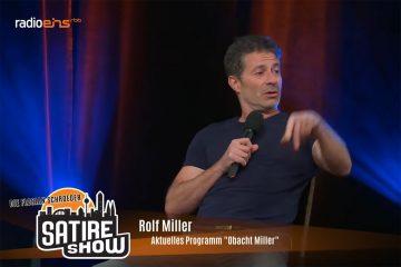 Satire Show im rbb: Rolf Miller